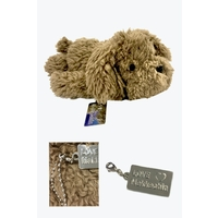 Plush Key Chain - Yuri!!! on Ice / Makkachin