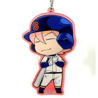 Trading Acrylic Key Chain - Ace of Diamond / Kominato Ryousuke