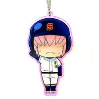 Trading Acrylic Key Chain - Ace of Diamond / Kominato Haruichi