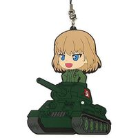 Rubber Strap - Kyun-Chara Illustrations - GIRLS-und-PANZER / Katyusha