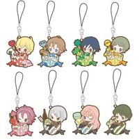 (Full Set) Rubber Strap - Binan Koukou Chikyuu Bouei-bu Love!