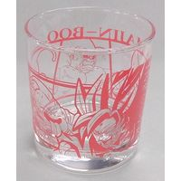 Tumbler, Glass - Dragon Ball / Goku & Frieza & Majin Boo