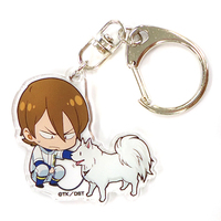 Acrylic Key Chain - Ace of Diamond / Isashiki Jun