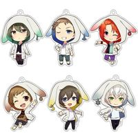 (Full Set) Acrylic Key Chain - Tsukiuta