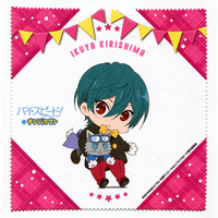 Microfiber Cloth - High Speed! / Kirishima Ikuya