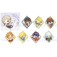 Trading Clip - Trading Badge - Bungou Stray Dogs