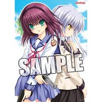 Poster - Angel Beats! / Kanade & Yuri