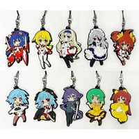 (Full Set) Rubber Strap - Infinite Stratos