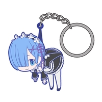 Tsumamare Key Chain - Re:ZERO / Rem