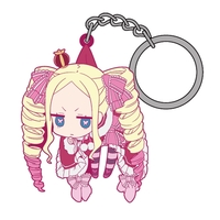 Tsumamare Key Chain - Re:ZERO / Beatrice