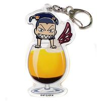 Trading Acrylic Key Chain - Haikyuu!! / Tanaka & Karasuno High School