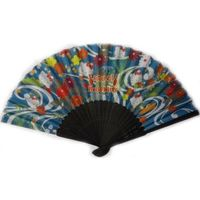 Japanese fan (Sensu) - Hello Kitty