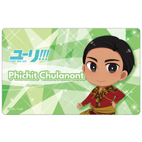 Badge - Yuri!!! on Ice / Phichit Chulanont