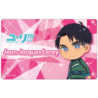 Badge - Yuri!!! on Ice / Jean Jack Leroy