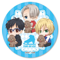 Badge - Yuri!!! on Ice