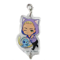 Acrylic Charm - Yuri!!! on Ice / Christophe Giacometti