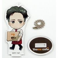 Trading Acrylic Key Chain - Yuri!!! on Ice / Otabek Altin