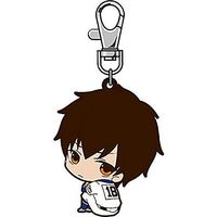 Rubber Mascot - Ace of Diamond / Sawamura Eijun