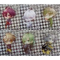 (Full Set) Key Chain - AMNESIA