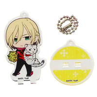 Acrylic stand - Yuri!!! on Ice / Yuri Plisetsky