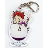 Trading Acrylic Key Chain - Haikyuu!! / Karasuno High School & Tendou Satori