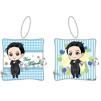 Cushion Key Chain - Yuri!!! on Ice / Katsuki Yuuri