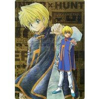 Plastic Sheet - Hunter x Hunter / Kurapika