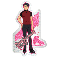 Stickers - Yuri!!! on Ice / Jean Jack Leroy