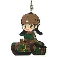 Rubber Strap - Kyun-Chara Illustrations - GIRLS-und-PANZER