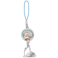 Metal Charm - Yuri!!! on Ice / Victor Nikiforov