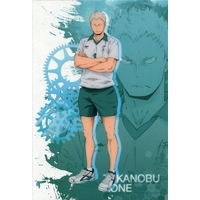 J-WORLD Limited - Postcard - Haikyuu!! / Aone Takanobu