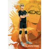 J-WORLD Limited - Postcard - Haikyuu!! / Tsukishima Kei