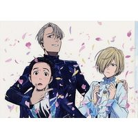 Plastic Folder - Yuri!!! on Ice / Victor & Yuuri & Yuri