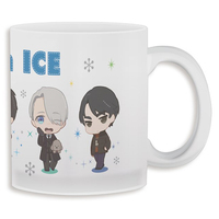 Mug - Tumbler, Glass - Yuri!!! on Ice