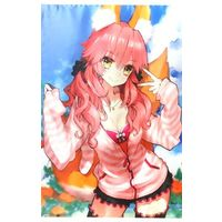 Tapestry - Fate/EXTRA / Tamamo no Mae (Fate Series)
