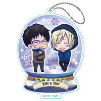 Key Chain - Yuri!!! on Ice / Katsuki Yuuri & Yuri Plisetsky