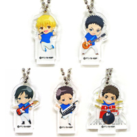 (Full Set) J-WORLD Limited - Acrylic Charm - Kuroko's Basketball