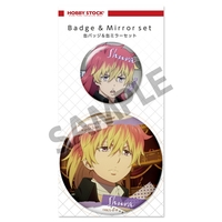 Mirror - Can Mirror - Blue Exorcist / Kirigakure Shura