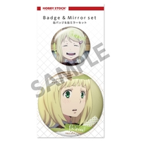 Mirror - Can Mirror - Blue Exorcist / Moriyama Shiemi