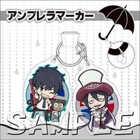 Umbrella Marker - Blue Exorcist / Rin & Mephisto