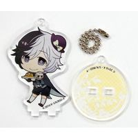 Stand Key Chain - Bungou Stray Dogs