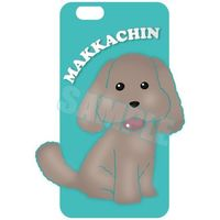 iPhone6s case - iPhone6 case - Smartphone Cover - Yuri!!! on Ice / Makkachin
