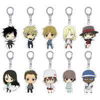 (Full Set) Trading Acrylic Key Chain - Durarara!!