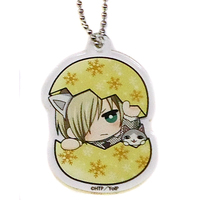 Acrylic Charm - Yuri!!! on Ice / Yuri Plisetsky