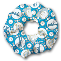 Hair Tie (Scrunchy) - Blue Exorcist
