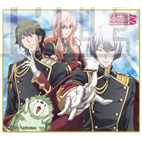 Trading Illustration Card - Binan Koukou Chikyuu Bouei-bu Love!