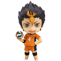 Nendoroid - Haikyuu!! / Karasuno High School & Nishinoya