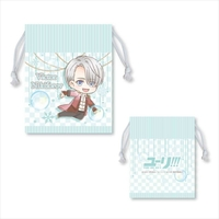 Pouch - Yuri!!! on Ice / Victor Nikiforov