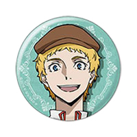 Trading Badge - Bungou Stray Dogs / John Steinbeck