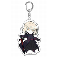 Trading Acrylic Key Chain - Fate/Grand Order / Saber